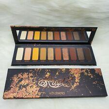 New Melt Cosmetics Rust Eyeshadow Palette - 10 Shades (Vegan Eyeshadows)