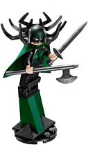 LEGO Marvel HELA Minifig - 76084 Ultimate Battle for Asgard Thor - NEW