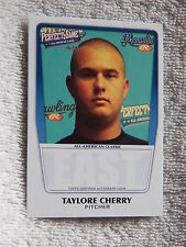 2011 Bowman Perfect-Game Aflac Taylore Cherry Card North Carolins Tar Heels