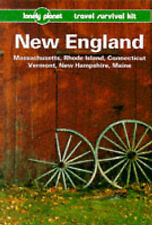 New England: A Travel Survival Kit (Lonely Planet Travel Survival Kit), Grant, K