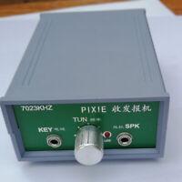 S-PIXIE CW QRP Shortwave HF Radio Transceiver 7.023Mhz 7023KHZ DIY KITS