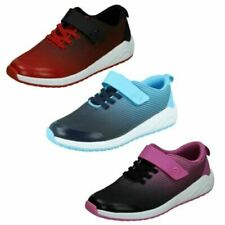 Clarks Childrens Unisex Casual Trainers - Aeon Pace