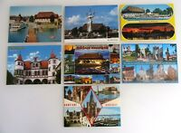 7 x KONSTANZ am BODENSEE Ansichtskarten Lot Postkarten ungelaufen ab/nach ~1970