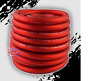 4 Gauge 25FT. Feet RED Power Ground OFC Wire Copper  Marine Grade Cable 4 AWG US