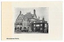 Stonebridge Hotel Hampton in Arden Warwickshire PPC Unposted Birmingham Official