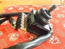 Alfa Romeo Spider /GTV6 power mirror control switch Vitaloni 1986  thru 1990