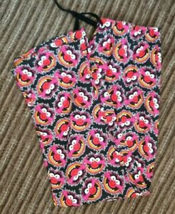 Mens Muppet ANIMAL pyjamas trousers / lounge pants. Size L. Elastic waist. NWOT