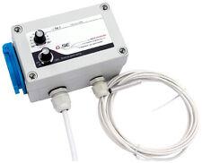 Digitaler Klimacontroller GSE FanController Temperatur+Minimaldrehzahl Abluft