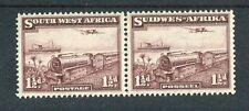 South West Africa KGVI 1937 1.5d purple-brown SG96 LMM