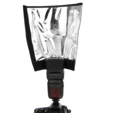 Flash Diffuser Foldable Bender Cloth Spotlighting Light Beam Snoot Softbox Tube