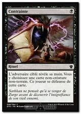 MTG Magic DTK FOIL - Duress/Contrainte, French/VF