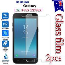 2X Samsung Galaxy J2 Pro 2018 /J2 2018 Tempered Glass / Plastic Screen Protector