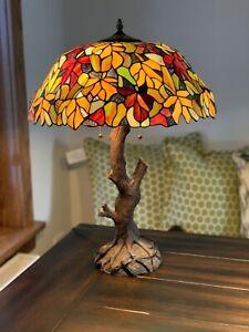 """26 """" Tiffany Style Lamp"""