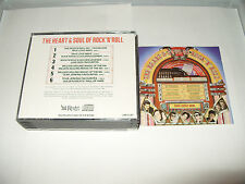 The Heart & Soul oF Rock n Roll 6 cd BOXSET-READERS DIGEST-1990-111 TRACKS-