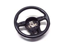 ORIGINALE Audi q3 8u volante in pelle Volante Multifunzione Volante 8u0419091ab