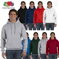 Fruit of the Loom 12 oz Supercotton 70/30 Pullover Hoodie Fleece S-3XL M82130