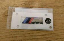 Genuine New BMW M Sport Front Wing Badge/Emblem/Logo - 51148058882