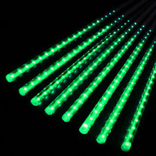 30cm LED Luces de lluvia ducha de meteoritos correr 8x Tubos de Luces al aire libre de árbol de Navidad