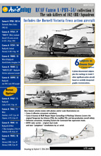 RCAF Canso A (PBY-5A) sub-killers of 162 (BR) Sqn – 1/72 scale Decals 'n Docs