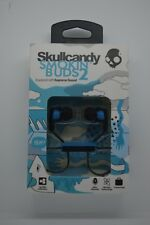 Skullcandy Headphones Earphones Smokin Buds 2 Sound With Mic for Iphone, Android