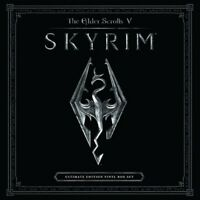 Jeremy Soule - OST The Elder Scrolls V: Skyri (Vinyl 4LP - 2020 - US - Original)
