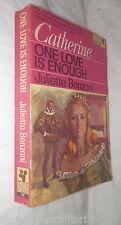 ONE LOVE IS ENOUGH Juliette Benzoni Jocasta Goodwin Jocasta Goodwin Pan Pooks di