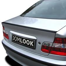 BMW E46 Limo, 98-05 Spoiler Heckspoiler Spoilerlippe Kofferraum Lippe Heckspoile