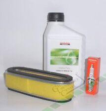 Honda GXV120 hiver service kit (véritable filtre à Air / bougie / huile)