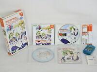 DI GI CHARAT FANTASY Limited Edition Ref/0808 Dreamcast Sega dc