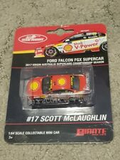 1/64 2017 FORD FGX FALCON SCOTT MCLAUGHLIN DJR TEAM PENSKE BIANTE SHELL RACING