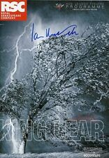 AUTOGRAPHE de Ian MCKELLEN (signed in person)