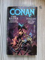 Scarce , Conan The Raider , First Edition Paperback