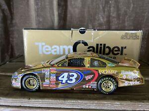 John Andretti #43 Cheerios 2001 Dodge Intrepid Gold Team Caliber Owners 1:24 CWC