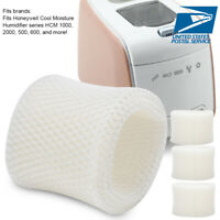 3Pcs Replacement Humidifier Filters for HAC-504AW HAC-504W Type A Kaz Vicks WF2