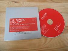 CD Pop The Rapture - Sail Away (1 Song) Promo V2 REC / COOP cb