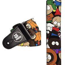 South PARK Tracolla chitarra (1542) Cartoon Retrò cultura POP CHEF Cartman Stan Marsh