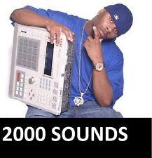 Ron Browz 2000 Drum Samples Kit East Rap Hip Hop Sounds Maschine Logic Reason