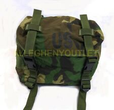 US MILITARY WOODLAND CAMO ALICE 3 Day Field Training BUTT Pack NEW