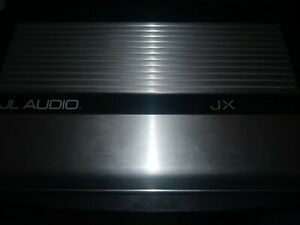 jl audio car audio amplifier