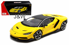 Maisto Lamborghini Centenario Yellow Exclusive Edition 38136 1/18