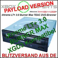 [XGD3 Payload]Xbox 360 TEAC W524 iXtreme Burner Max DVD-Brenner→ lITeon IhAS124b