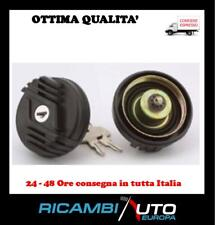 SEAT RITMO 1980 - 1982 IN POI TAPPO CARBURANTE CON DUE CHIAVE