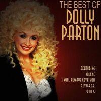 Dolly Parton Best of (21 tracks, 1997, BMG/Camden) [CD]