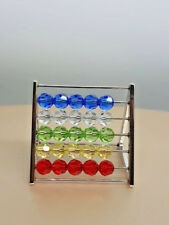 Swarovski Abacus -math- Figurine colored  #692829