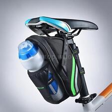 ROCKBROS Cycling Bicycle Folding Bike Rear Back Saddle Bag Seat Carrier T5N7