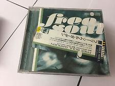Free Soul Collection Vol.1 W OBI - MINT - 4943674057825