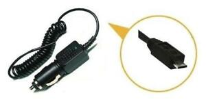 Cargador Coche Encendedor Microusb ~ Sharp Aquos 3D Sh80