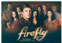 Firefly The TV Series Promo Card P-1
