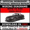 # OFFICIAL WORKSHOP Repair MANUAL for BMW SERIES Z4 E89 2009-2012 WIRING #