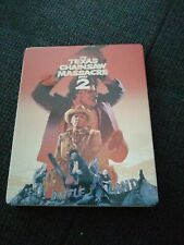 Texas Chainsaw Massacre 2 Uncut (Blu Ray/DVD Metal Pack) Limitiert 0935/2000